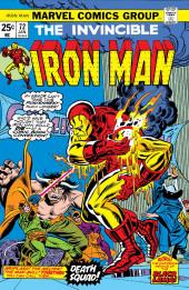 Iron Man Vol.1 (Marvel comics - 1968) -72- Convention of Fear!