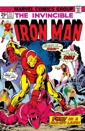 Iron Man Vol.1 (Marvel comics - 1968) -73- Turnabout: A Most Foul Play!