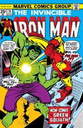 Iron Man Vol.1 (Marvel comics - 1968) -76- There Lives A Green Goliath