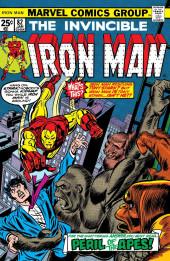 Iron Man Vol.1 (Marvel comics - 1968) -82- Plunder of the Apes!