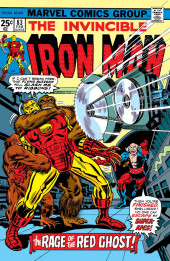 Iron Man Vol.1 (Marvel comics - 1968) -83- The Rage of the Red Ghost!