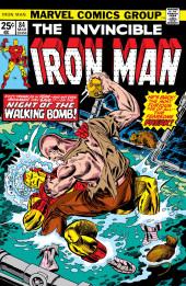 Iron Man Vol.1 (Marvel comics - 1968) -84- The Night of the Walking Bomb!