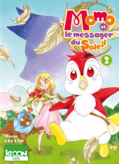 Momo et le messager du Soleil -2- Tome 2
