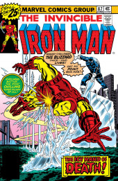 Iron Man Vol.1 (Marvel comics - 1968) -87- The Icy Hand of Death!