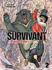 Survivant - L'histoire du jeune S -2- Tome 2