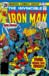 Iron Man Vol.1 (Marvel comics - 1968) -88- Fear Wears Two Faces