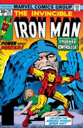 Iron Man Vol.1 (Marvel comics - 1968) -90- When Calls the Controller