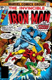 Iron Man Vol.1 (Marvel comics - 1968) -91- Breakout!