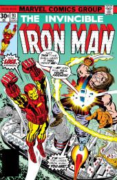 Iron Man Vol.1 (Marvel comics - 1968) -93- Kraken Kills!