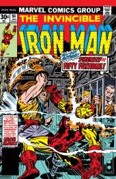 Iron Man Vol.1 (Marvel comics - 1968) -94- Frenzy at Fifty Fathoms