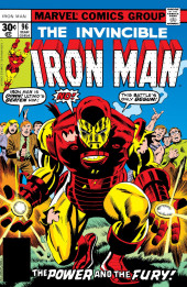 Iron Man Vol.1 (Marvel comics - 1968) -96- The Power and the Fury!