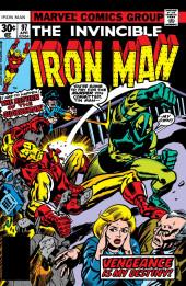 Iron Man Vol.1 (Marvel comics - 1968) -97- Showdown with the Guardsman!