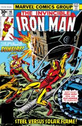Iron Man Vol.1 (Marvel comics - 1968) -98- Sunfire Strikes Again!
