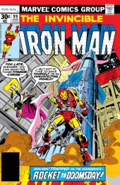 Iron Man Vol.1 (Marvel comics - 1968) -99- At the Mercy of the Mandarin!