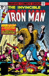 Iron Man Vol.1 (Marvel comics - 1968) -101- Then Came the Monster!