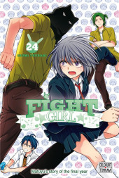 Fight Girl -24- Tome 24