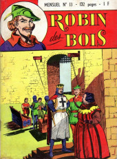 Robin des bois (Jeunesse et vacances) -13- Les 4 As : L'homme aux gants noirs