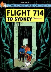 Tintin (The Adventures of) -22e12- Flight 714 to Sydney