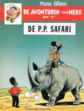 Nero (De Avonturen van) -68- De P.P. Safari
