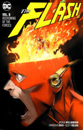 The flash Vol.5-Rebirth (DC comics - 2016) -INT09- Reckoning of the Forces