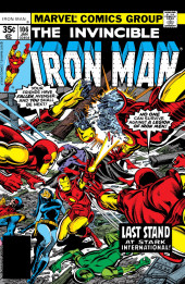 Iron Man Vol.1 (Marvel comics - 1968) -106- Then There Came a War!