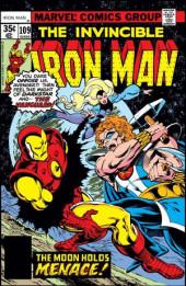 Iron Man Vol.1 (Marvel comics - 1968) -109- Moonrise!