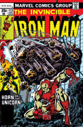 Iron Man Vol.1 (Marvel comics - 1968) -113- The Horn of the Unicorn!