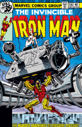 Iron Man Vol.1 (Marvel comics - 1968) -116- Anguish Once Removed!