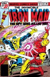 Iron Man Vol.1 (Marvel comics - 1968) -117- The Spy Who Killed Me!