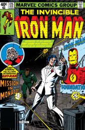 Iron Man Vol.1 (Marvel comics - 1968) -125- The Monaco Prelude
