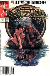 Tarzan of the apes (Marvel - 1984)