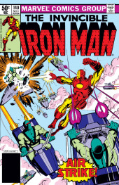 Iron Man Vol.1 (Marvel comics - 1968) -140- The Use of Deadly Force!