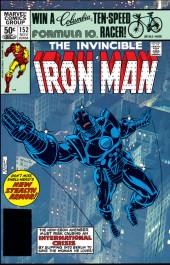 Iron Man Vol.1 (Marvel comics - 1968) -152- Escape from Heaven's Hand!