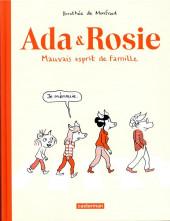 Ada & Rosie - Mauvais esprit de famille