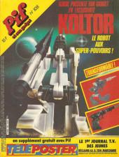 Pif (Gadget) -838- koltor