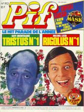 Pif (Gadget) -913- l'album Panini Mask