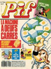 Pif (Gadget) -944- La Machine à œufs carrés