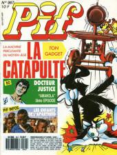 Pif (Gadget) -967- la catapulte