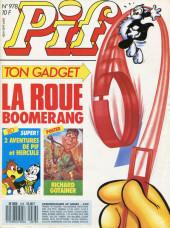Pif (Gadget) -978- la roue boomerang