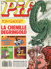 Pif (Gadget) -981- la chenille degringolo