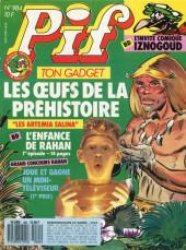 Pif (Gadget) -984- Les Œufs de la préhistoire