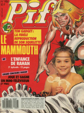 Pif (Gadget) -986- le mammouth