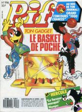 Pif (Gadget) -996- le basket de poche