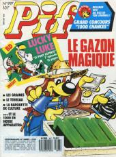 Pif (Gadget) -997- le gazon magique