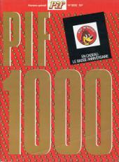 Pif (Gadget) -1000- numéro spécial N°1000 - badge anniversaire