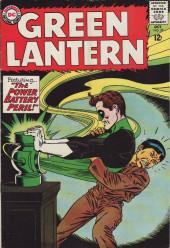 Green Lantern Vol.2 (DC comics - 1960) -32- The Power Battery Peril!