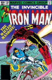 Iron Man Vol.1 (Marvel comics - 1968) -156- The Mauler Mandate