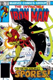 Iron Man Vol.1 (Marvel comics - 1968) -157- Spores!