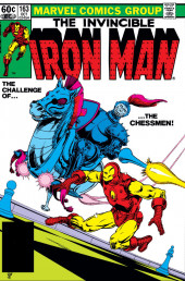 Iron Man Vol.1 (Marvel comics - 1968) -163- Knight's Errand