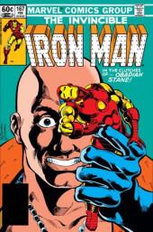 Iron Man Vol.1 (Marvel comics - 1968) -167- The Empty Shell